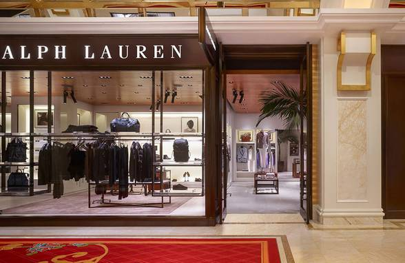 Ralph Lauren Opens in Macau - Architect: Neumann & Rudy