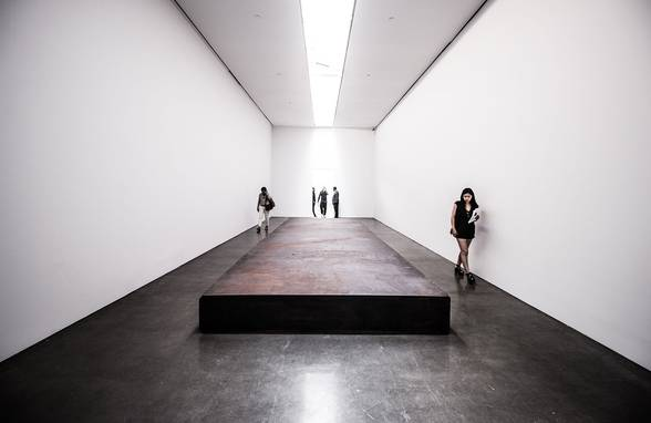 Richard Serra at the Gagosian - Neumann & Rudy Field Trip