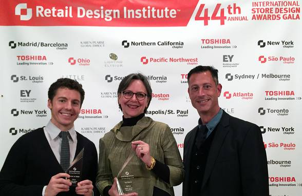 RDI Award Winner - Ralph Lauren, Lee Gardens Kevin, Barbara, Larry - Architect: Neumann & Rudy