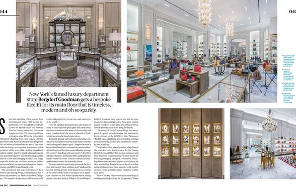 Bergdorf Goodman, Design:Retail - Architect: Neumann & Rudy