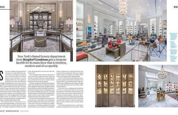 Bergdorf Goodman, Design:Retail - Architect: Neumann & Rudy