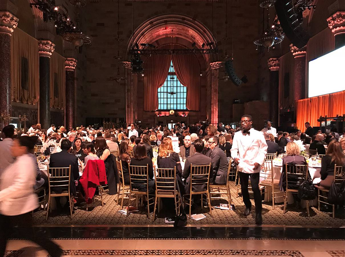 Contract Magazine Awards - Cipriani, NYC, Bergdorf Goodman - Architect: Neumann & Rudy