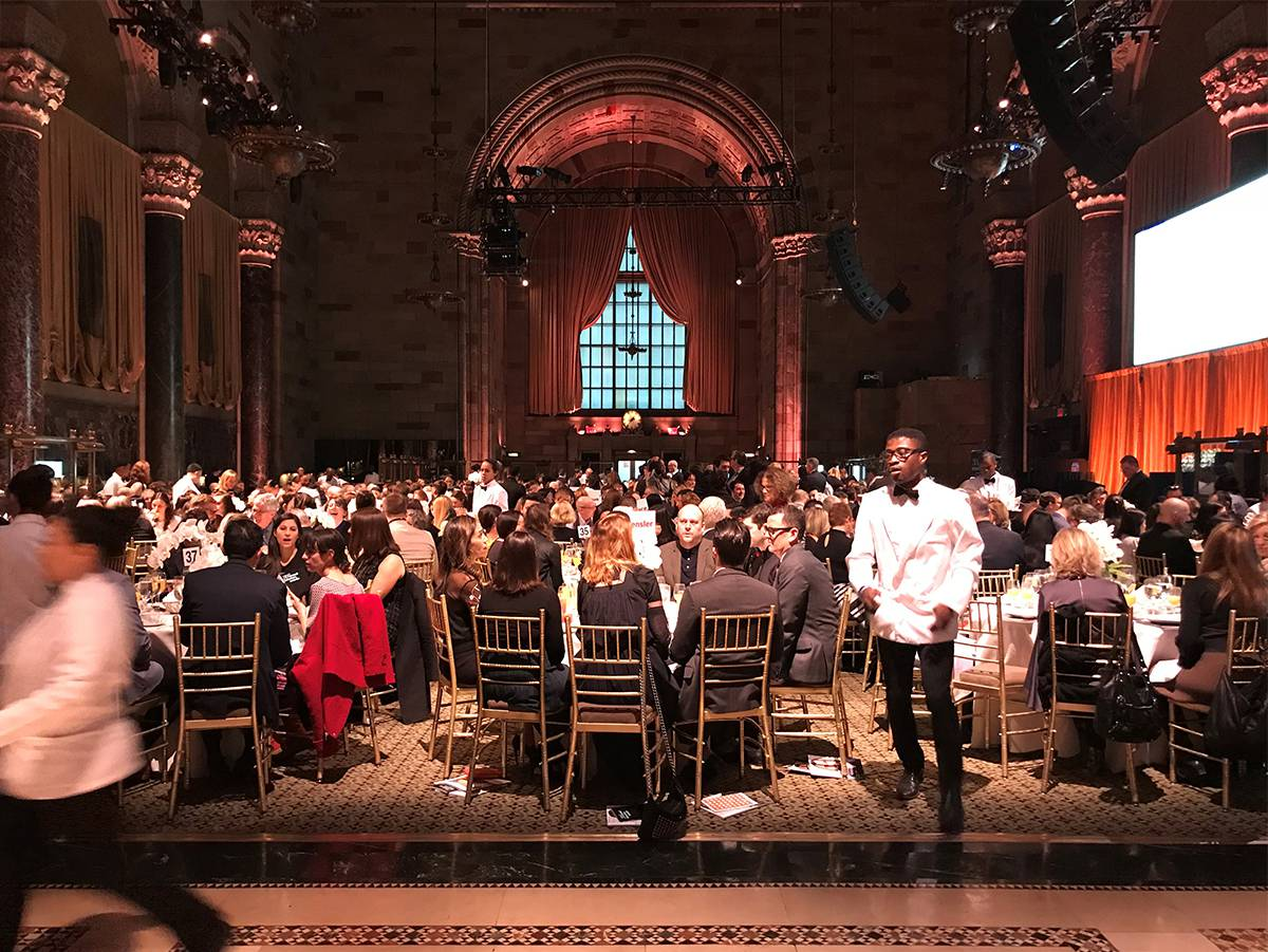 Contract Magazine Awards - Cipriani, NYC, Bergdorf Goodman - Architect: Neumann & Rudy