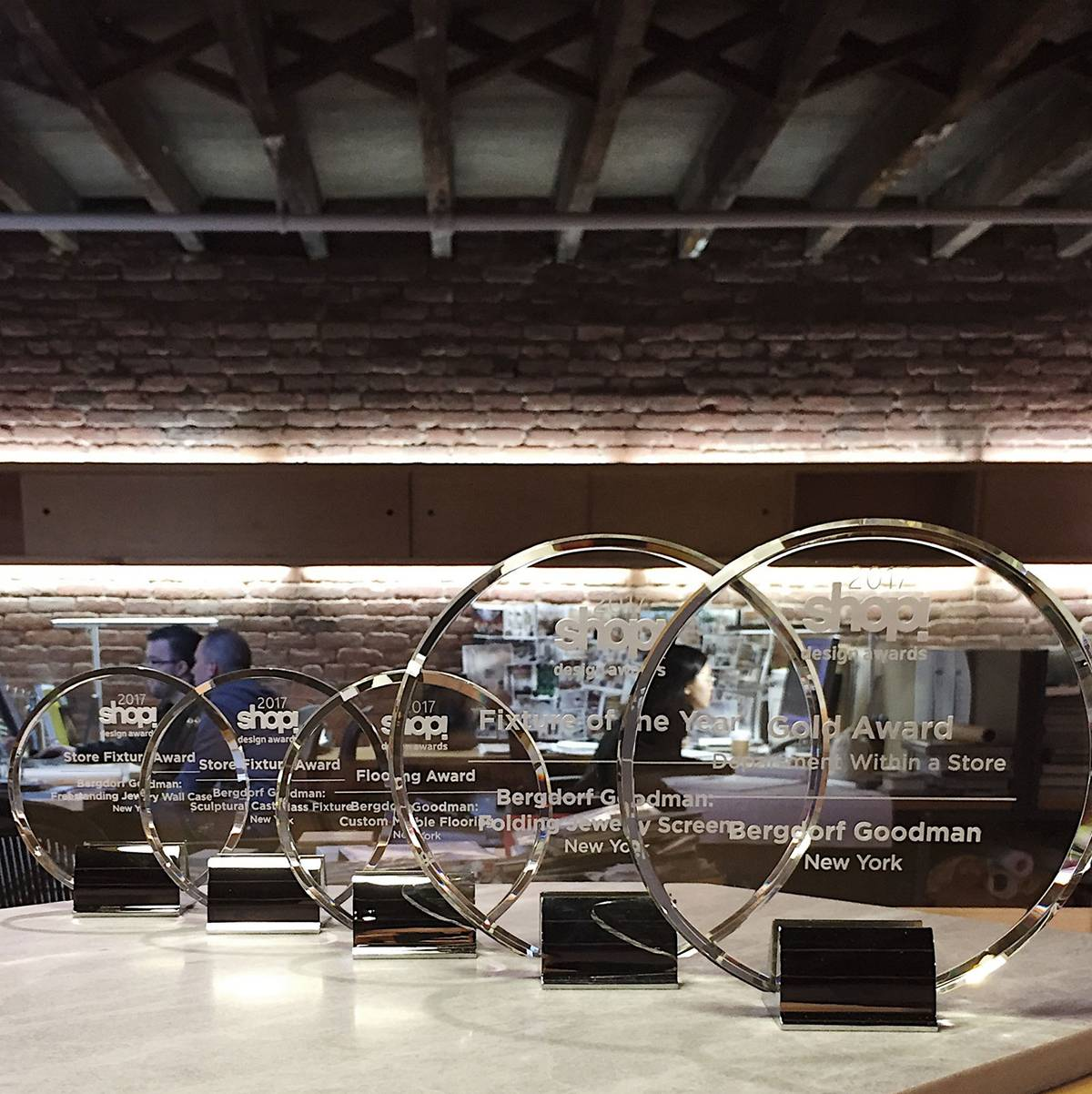 Shop! Design Awards, Store Fixture of the Year - Architect: Neumann & Rudy
