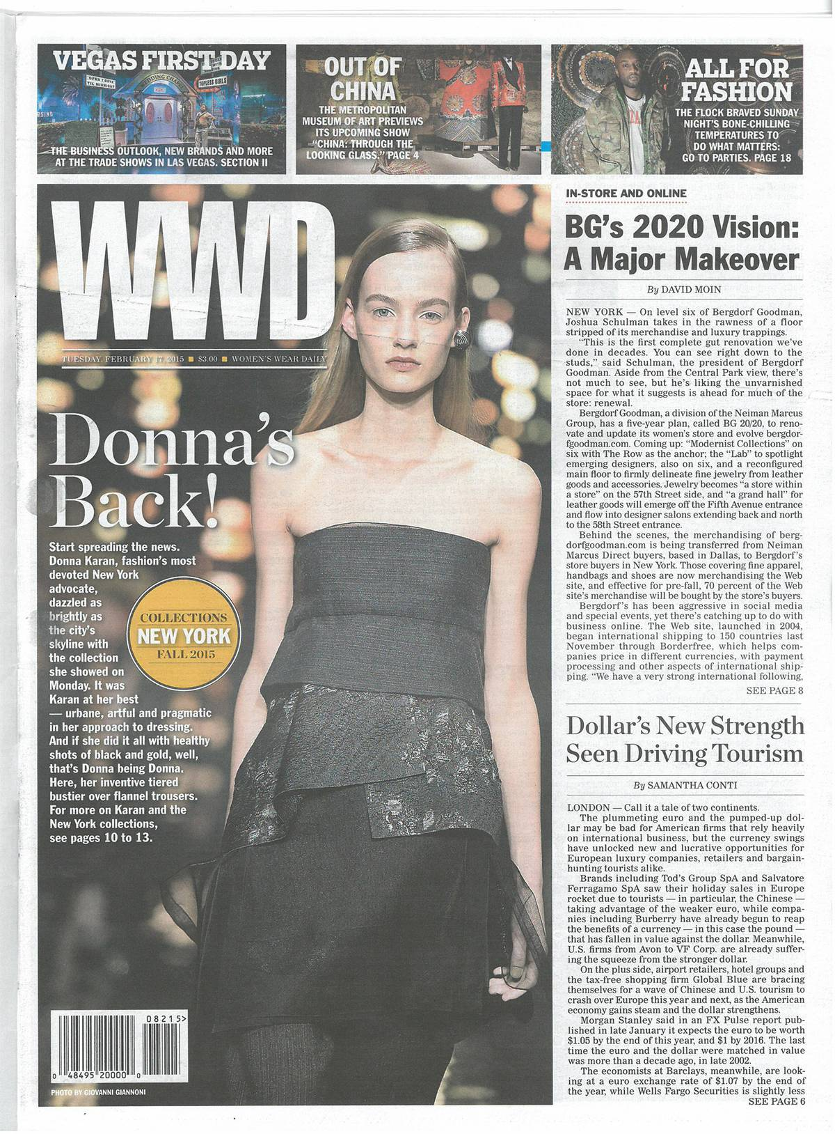 Bergdorf Goodman Jewelry Salon in WWD - Architect: Neumann & Rudy
