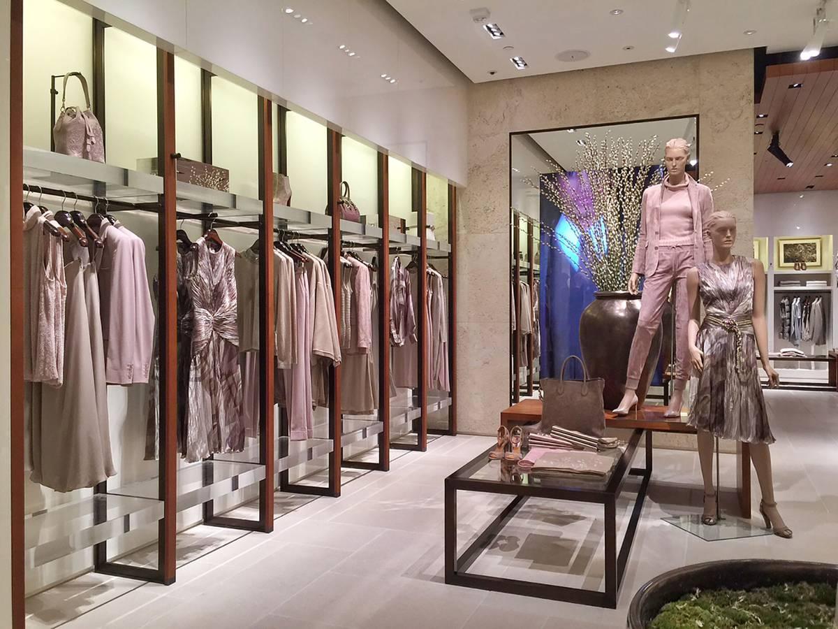 Ralph Lauren Opens in Macau - Architect: Neumann & Rudy