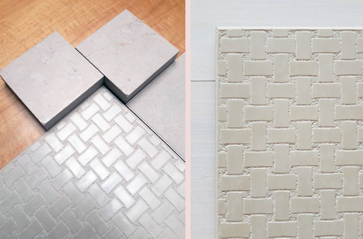 Plaster Samples, WOS Las Vegas, NV - Architect: Neumann & Rudy
