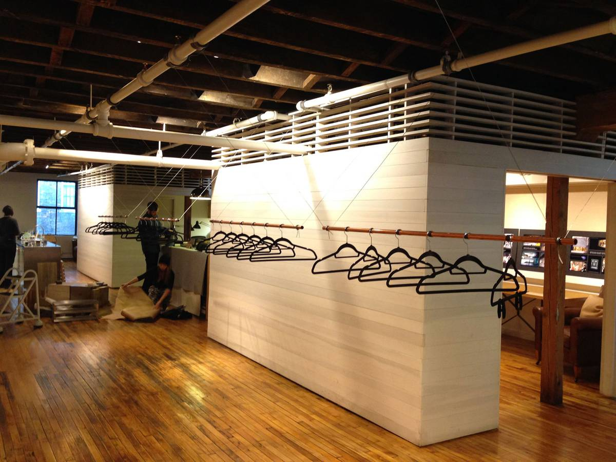 Chiyome/NOT Trunk Show - Architect: Neumann & Rudy