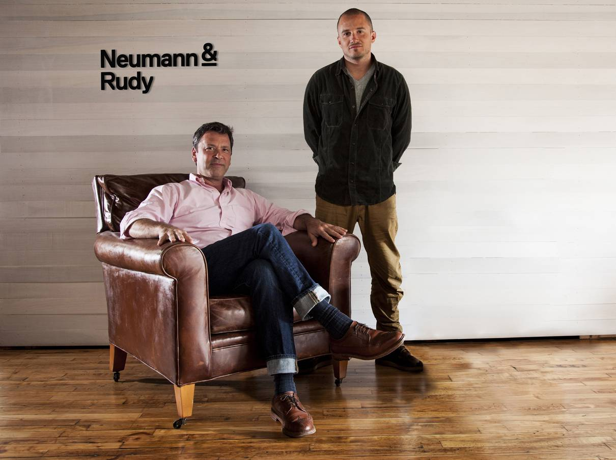 A New Start - Michael Neumann & Jeff Rudy - Architects: Neumann & Rudy