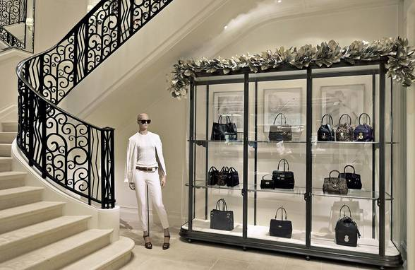 Ralph Lauren Opens at Changchun - Architect: Neumann & Rudy