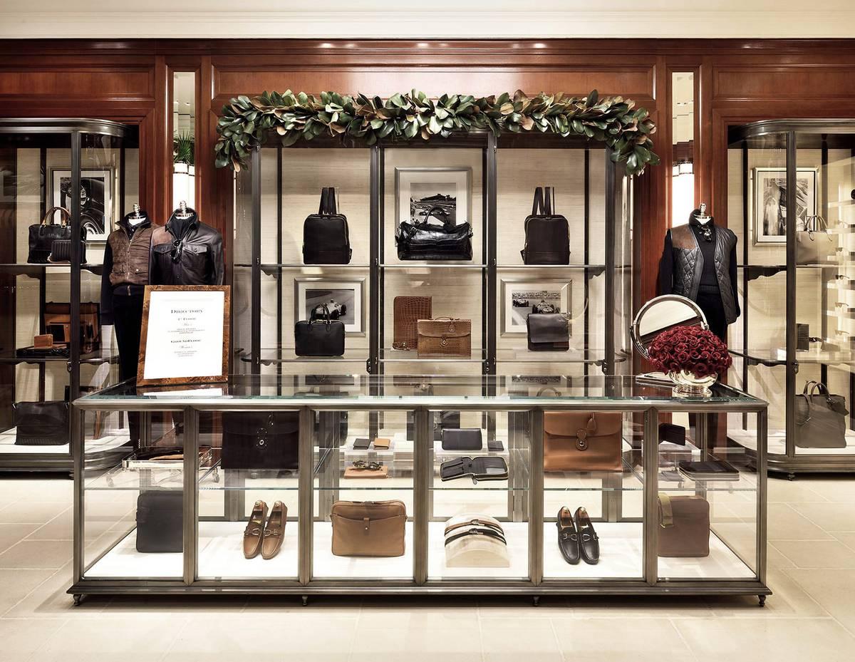 Ralph Lauren Opens at Changchun - Architect: Neumann & Rudy