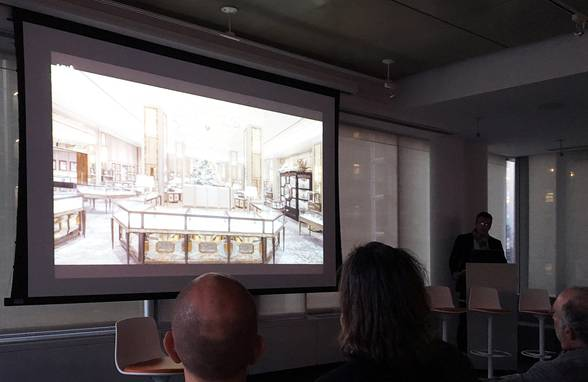 AIANY Interiors Speed Presentations: Consider Light - Architect: Neumann & Rudy