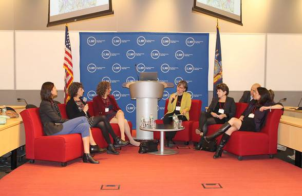 Brown Panel: Building Women - Neumann & Rudy Field Trip