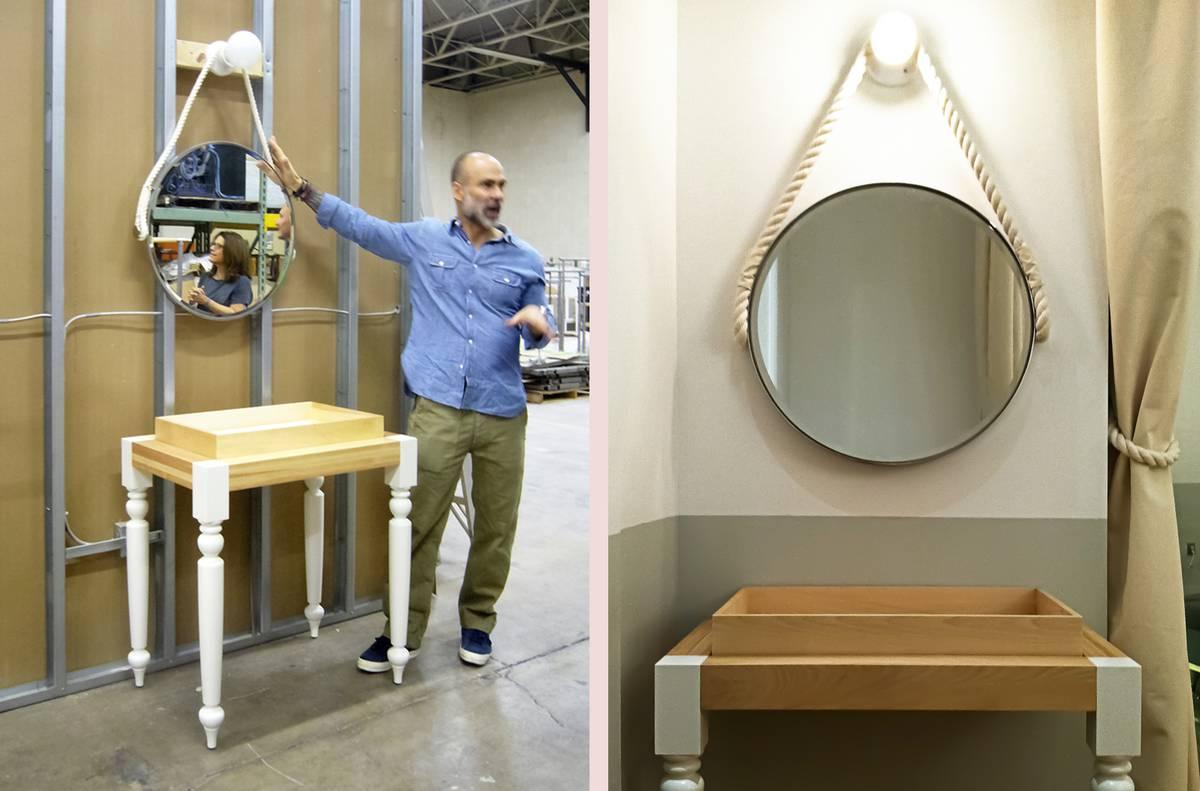 Concept Design: Aerie Mockup - Architect: Neumann & Rudy