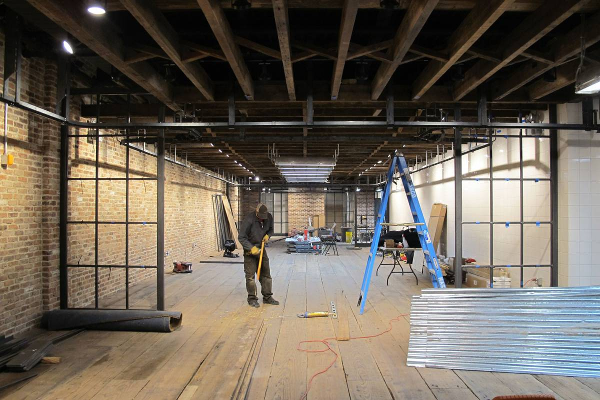 Patagonia Meatpacking Featured in design:retail Magazine, After - Architect: Neumann & Rudy
