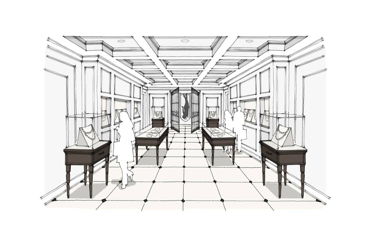 Spey Concept Design - Architect: Neumann & Rudy