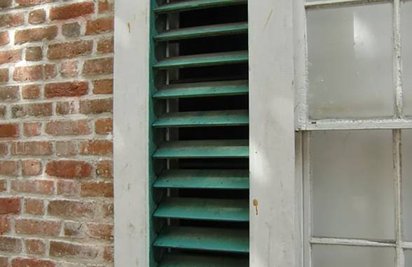 Designing Black-Out Shutters - Architect: Neumann & Rudy