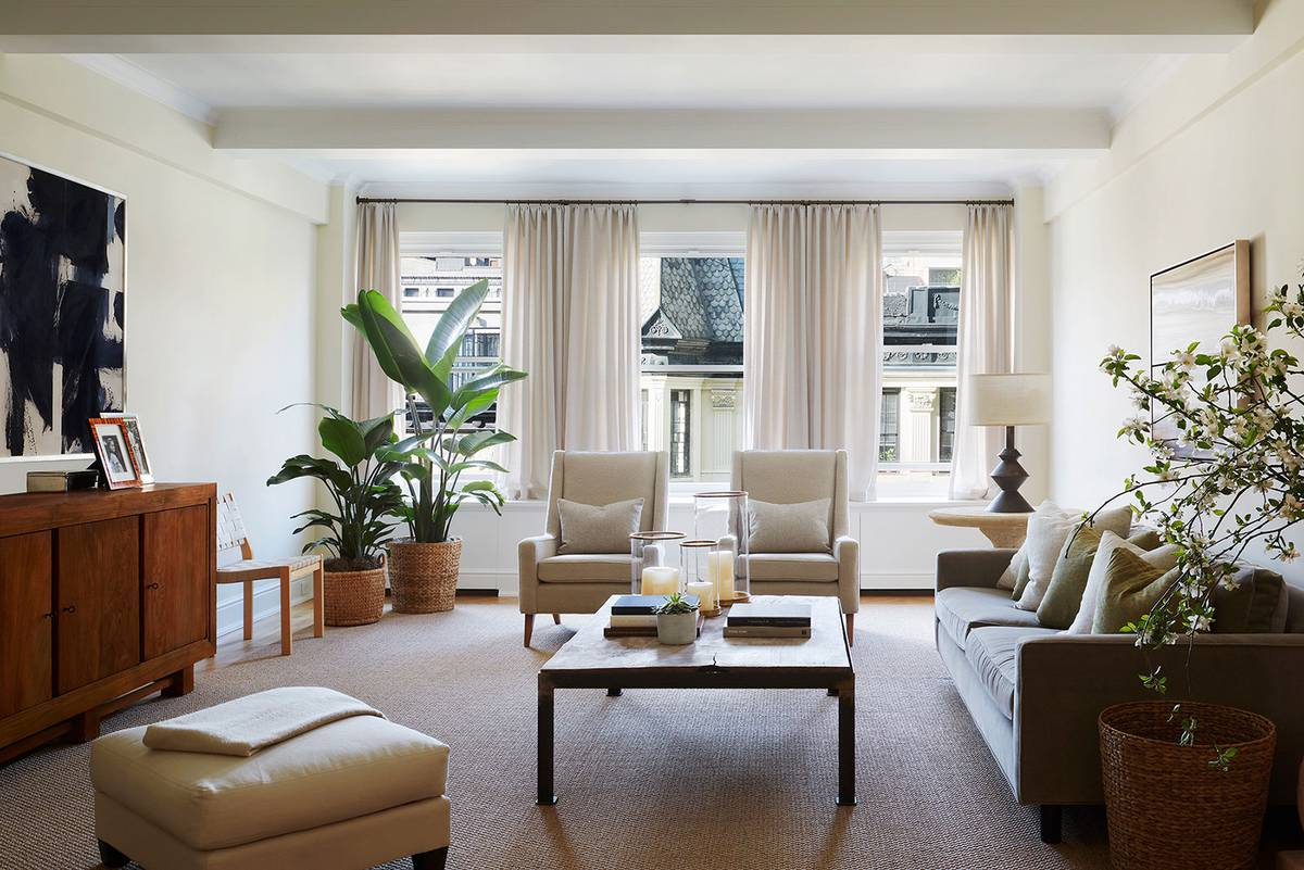 Upper West Side Residence, New York, NY, NYC - Architect: Neumann & Rudy