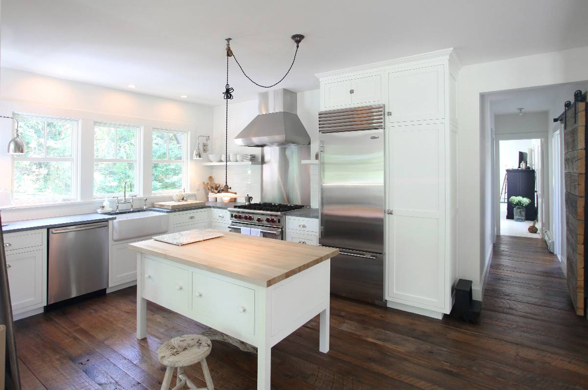 North Fork Residence, Suffolk, Cutchogue, NY - Architect: Neumann & Rudy