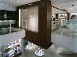 Coach Shibuya, Tokyo, Japan - Architect: Neumann & Rudy