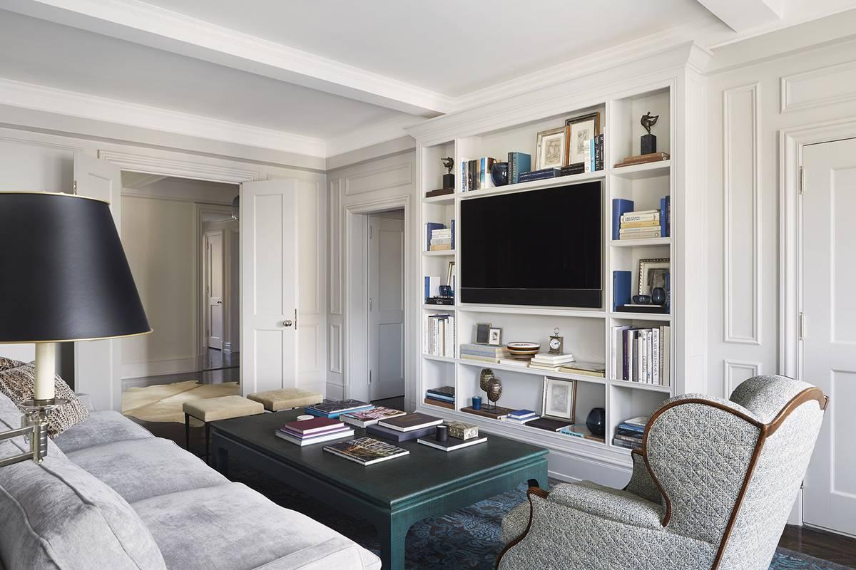 Park Avenue Residence, New York, NY, NYC - Architect: Neumann & Rudy