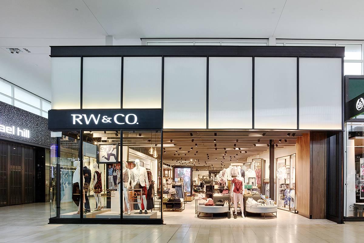 RW&CO Yorkdale, Toronto, Ontario, CAN - Architect: Neumann & Rudy