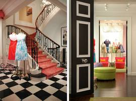 Lilly Pulitzer Madison Ave, New York, NY, NYC - Architect: Neumann & Rudy