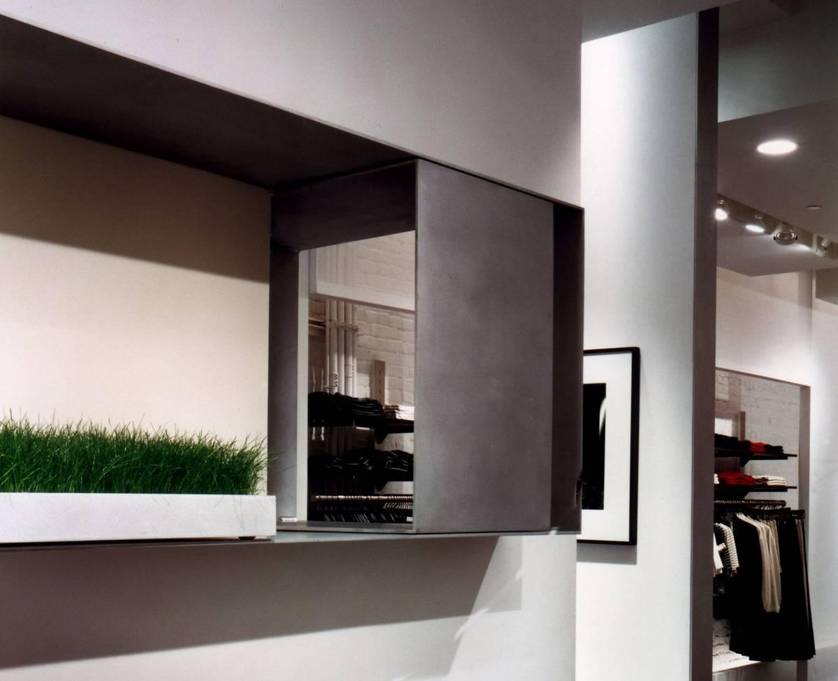 Laundry by Shelli Segal, New York, NY, NYC - Architect: Neumann & Rudy