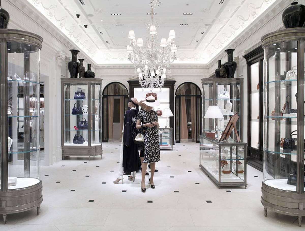Ralph Lauren, Moscow, Russia - Architect: Neumann & Rudy
