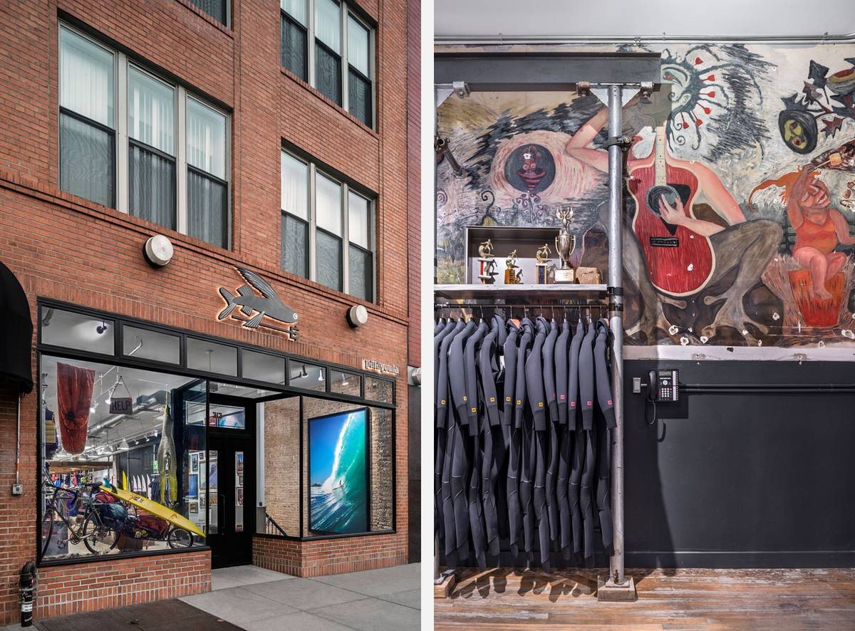 Patagonia Bowery, New York, NY, NYC - Architect: Neumann & Rudy