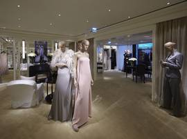 Ralph Lauren Lee Gardens, Causeway Bay, Hong Kong - Architect: Neumann & Rudy