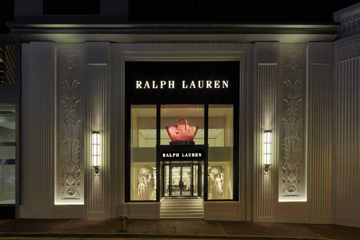 Ralph Lauren Lee Gardens, Causeway Bay, Hong Kong - Architect: Neumann & Rudy