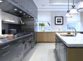 Upper East Side Kitchen, New York, NY, NYC - Architect: Neumann & Rudy