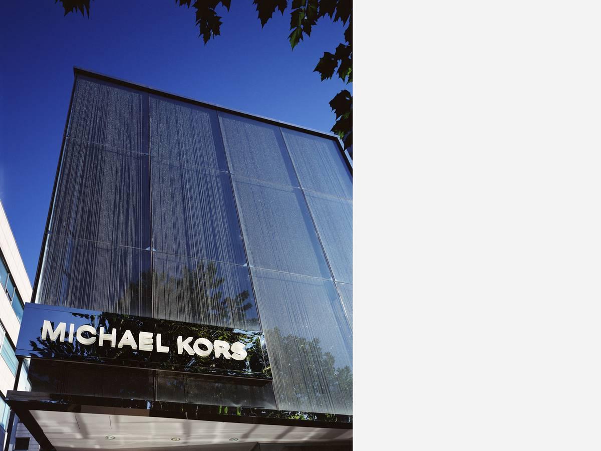 Michael Kors, Seoul, South Korea - Architect: Neumann & Rudy