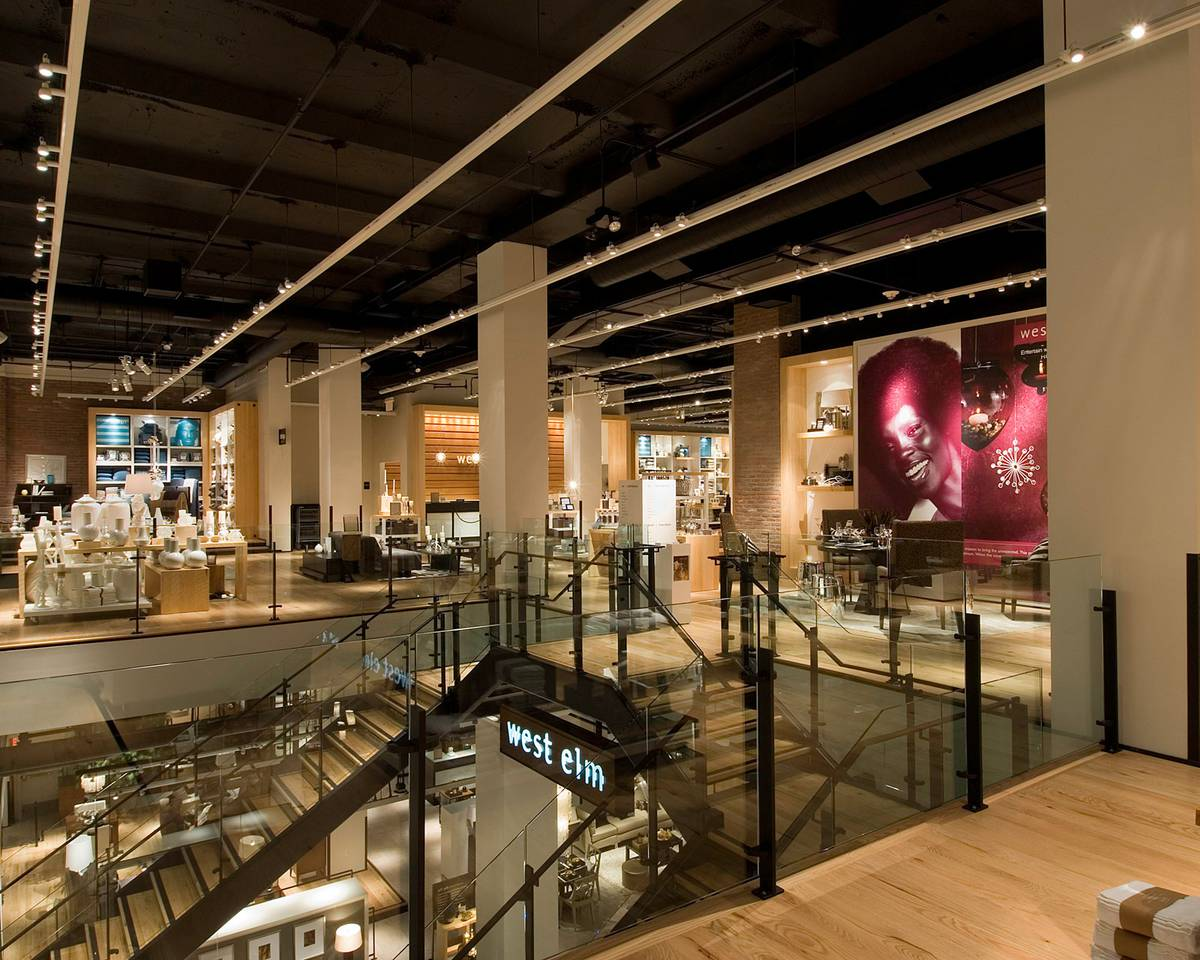 West Elm, Washington, DC - Architect: Neumann & Rudy