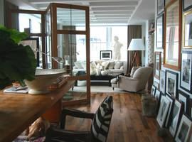Tribeca Loft, New York, NY, NYC - Architect: Neumann & Rudy