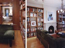 West Village Townhouse, New York, NY, NYC - Architect: Neumann & Rudy