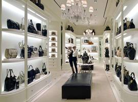 Ralph Lauren, Shanghai, China - Architect: Neumann & Rudy