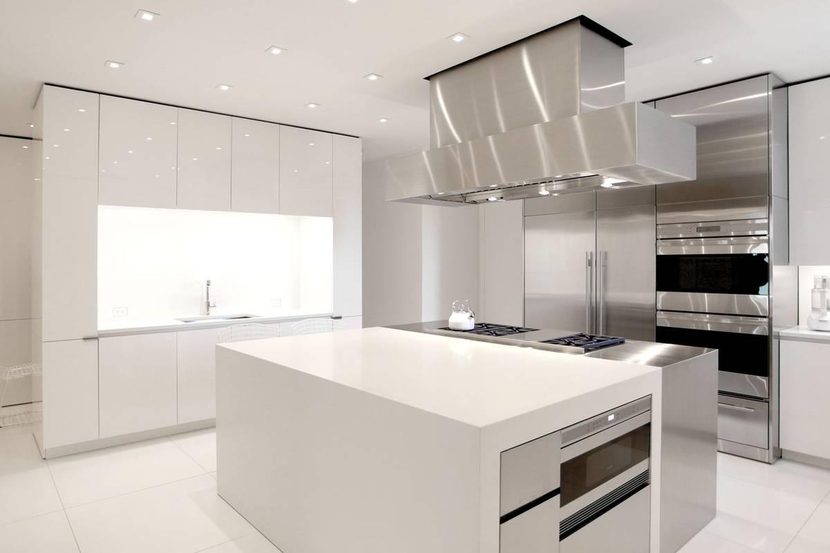 Fifth Avenue Kitchen, New York, NY, NYC - Architect: Neumann & Rudy