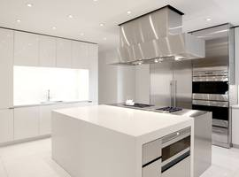 Fifth Avenue Kitchen, New York, NY, NYC - Architect: Neumann & Rudy