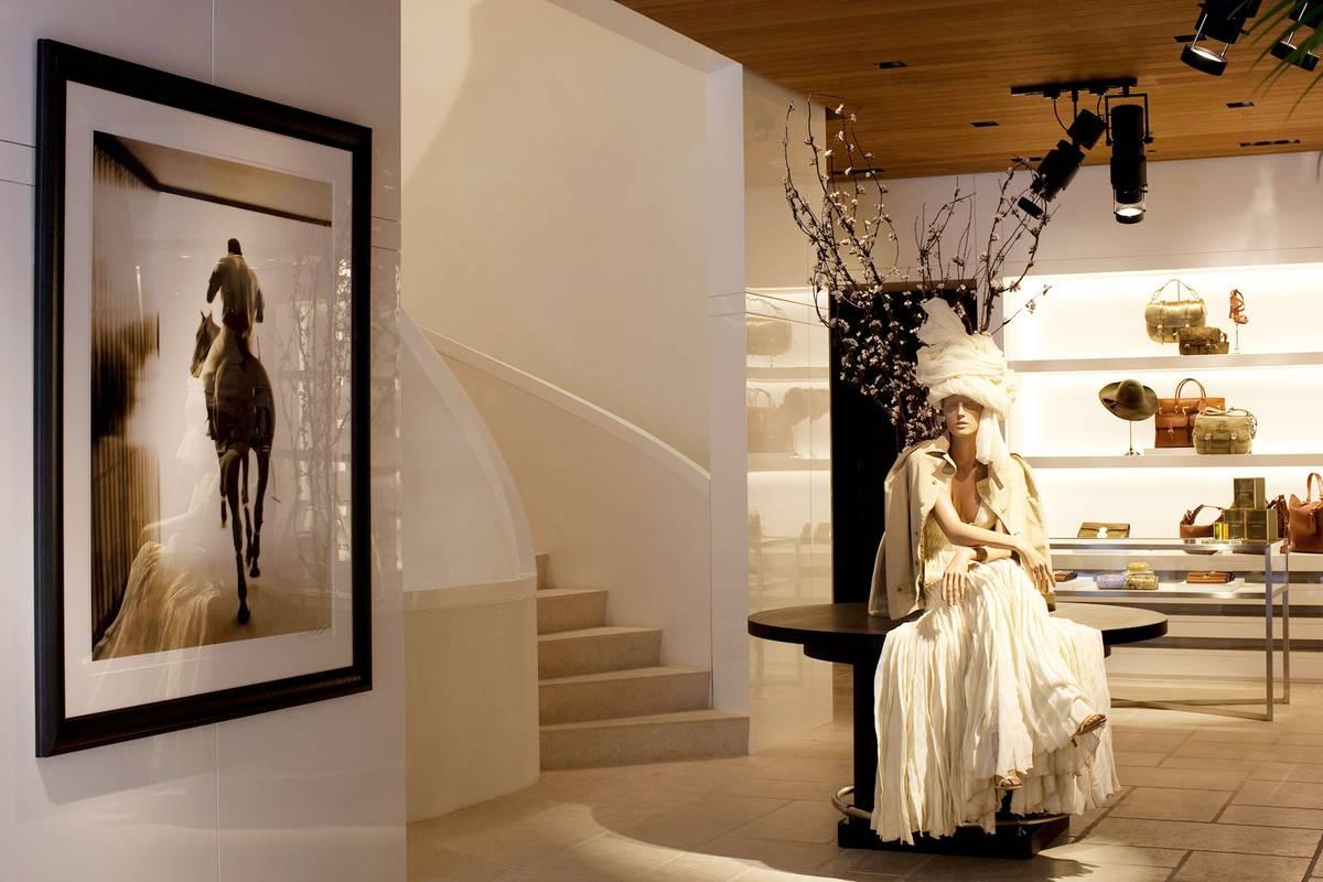 Ralph Lauren, Seoul, South Korea - Architect: Neumann & Rudy