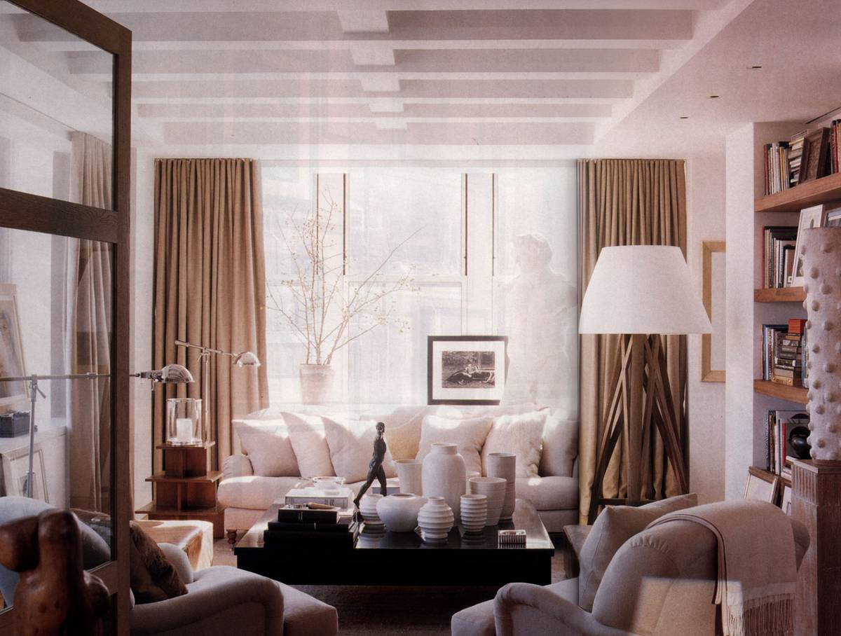Tribeca Loft, New York, NY, NYC - Architect: Neumann & Rudy