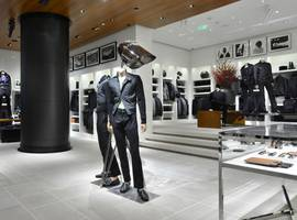 Ralph Lauren, Nanning, China - Architect: Neumann & Rudy