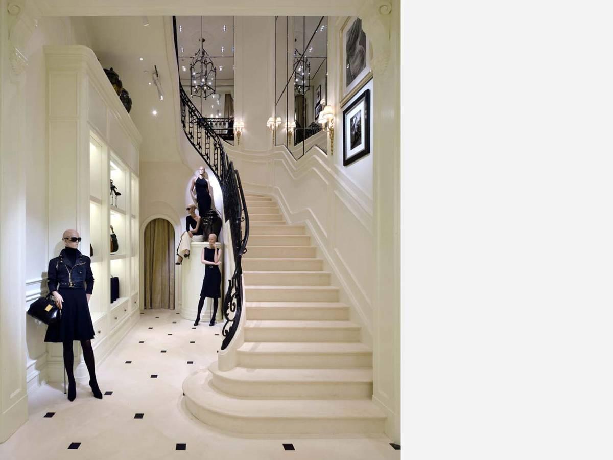 Ralph Lauren, Shanghai, China - Architect: Neumann & Rudy