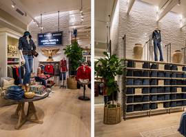 Lucky Brand Beverly Hills, CA - Architect: Neumann & Rudy