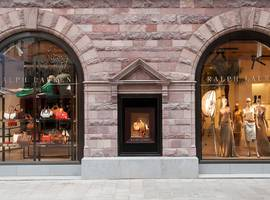 Ralph Lauren, Stockholm, Sweden - Architect: Neumann & Rudy