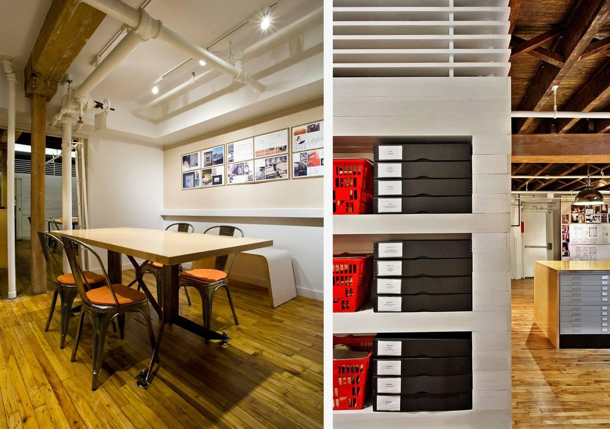 MNA Office & Design Studio, New York, NY, NYC - Architect: Neumann & Rudy