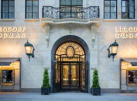 Bergdorf Goodman Jewelry Salons, New York, NY, NYC - Architect: Neumann & Rudy