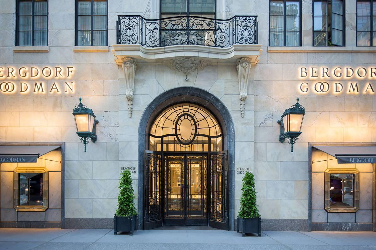 Bergdorf Goodman Jewelry Salons, New York, NY, NYC - Architect: Neumann & Rudy