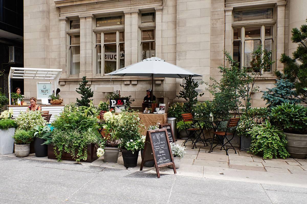 Club Monaco Bloor Street Market, Toronto, Ontario, CAN - Architect: Neumann & Rudy